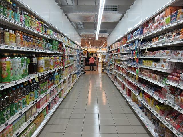 Mieti, mitä ostat ruokakaupassa?