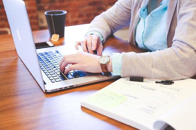 Töitä voi tehdä myös netissä