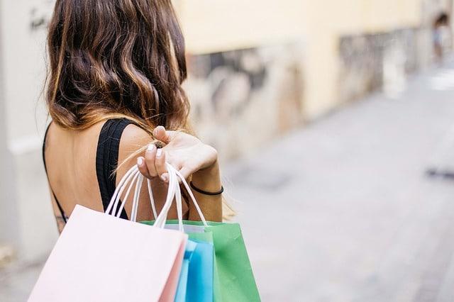 Älä shoppaile liikaa